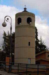 Potenza - Campanile di Santa Croce