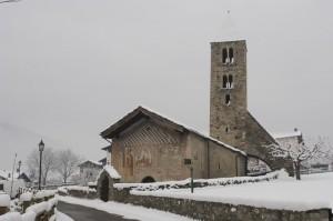 Chiesa di Jovencan