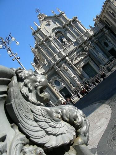 """Catania - """"Il leone alato"""""""