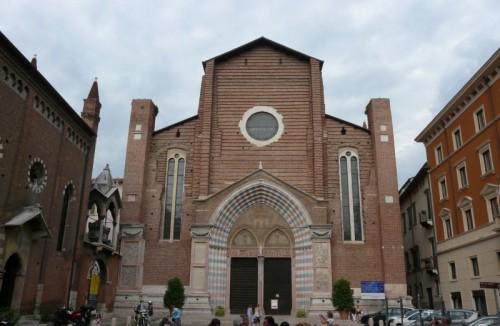 Verona - Chiesa di Santa Anastasia