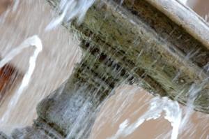 Fontana dell' Abbazia di Montecassino