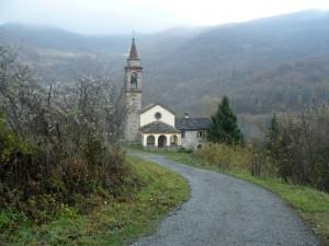 Chiesa di San Pietro, Dezza di Bobbio