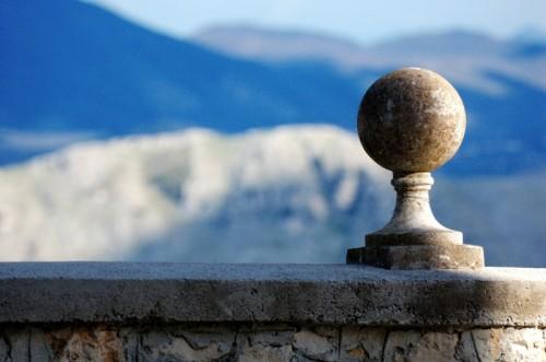 Cassino - Abbazia di Montecassino - Particolare del motivo 1