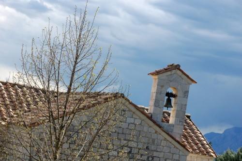 Cassino - Abbazia di Montecassino - Particolare Chiesetta