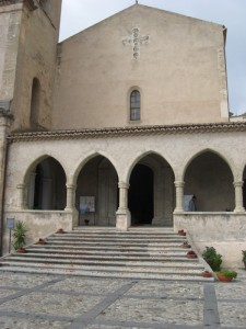 La Chiesa di San Bernardino -Amantea-