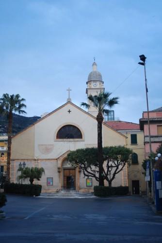 Alassio - Chiesa dei frati capuccini