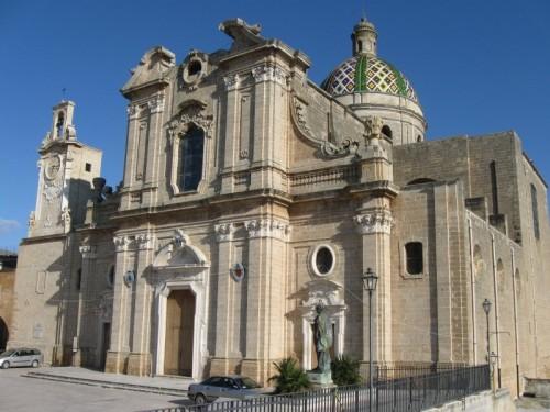 Oria - La Basilica