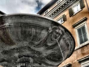 Fontana del Pianto