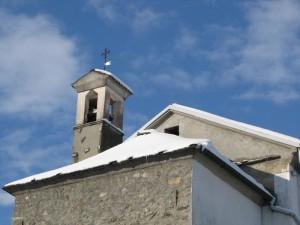 Chiesetta di Arzo (lato B) dedicata a san Defendente