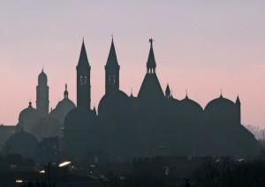 Le cupole di Padova