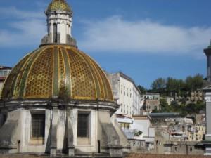 La Cupola  Santa Maria della Sanità