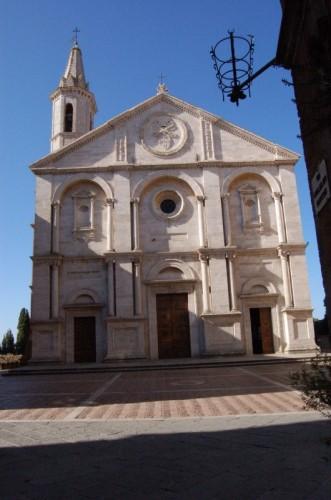 Pienza - Il Duomo