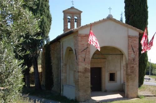 San Quirico d'Orcia - Madonna del Rosario