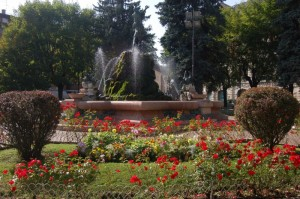 Fontana del fauno