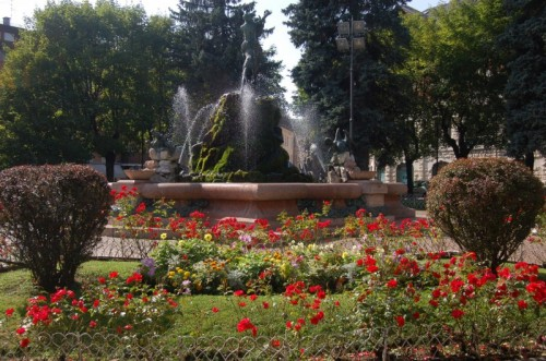 Asiago - Fontana del fauno