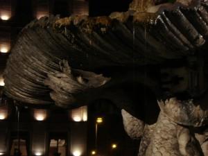 Fontana , Piazza Bernini