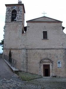 chiesa principale del Prata D'Ansidonia