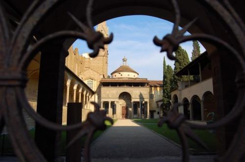 Firenze - Cappella de Pazzi