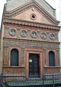 Oratorio dello Spirito Santo, Bologna