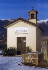 D.O.M. Decollazione Del S.Giovanni Battista