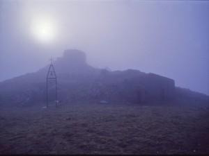sul Monte Labbro….nella nebbia