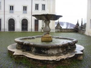 Fontana Badia Trisulti