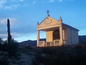Piccola cappella sul Monte Grosso