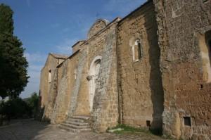 Sovana - La Cattedrale