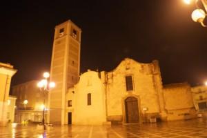 Chiesa di Santa Chiara Vergine - San Gavino Monreale (VS)