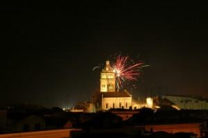 cattedrale in festa