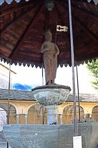 La fontana del Sacro Monte