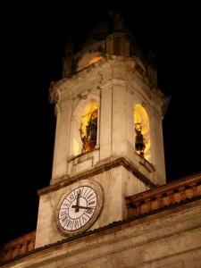 Chiesa di San Felice: Dopo mezzanotte le campane dormono …