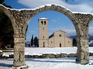 Abbazia S. Vincenzo al Volturno