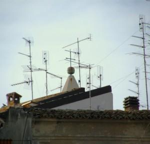 Croce e antenne