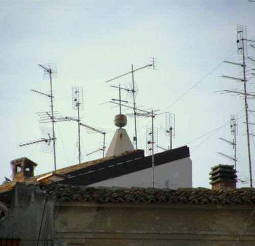Termoli - Croce e antenne
