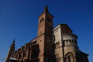 Cattedrale di S.Donnino - Duomo di Fidenza (abside)