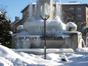 Fontana Piazza della Stazione