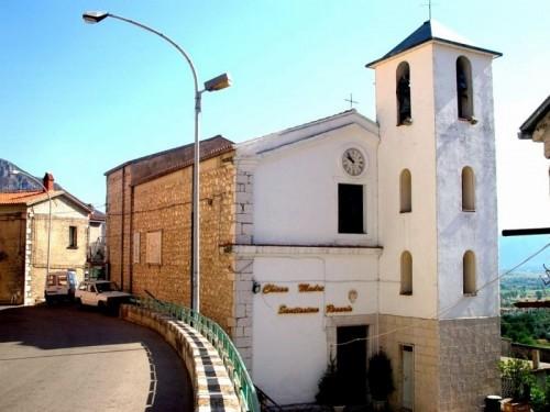 Venafro - Chiesa del Santissimo Rosario a Ceppagna,fraz. di Venafro (IS)