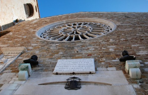 Trieste - San Giusto: cercando il cielo