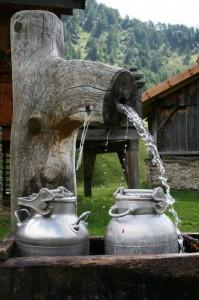 Fontana di Malga