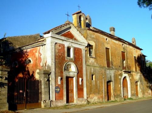 Venafro - Chiesa di S. Cristina a Venafro