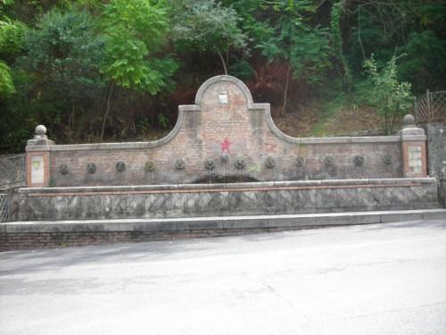 Cosenza - fontana dei 13 canali