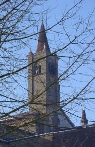 campanile del santuario della beata vergine delle grazie