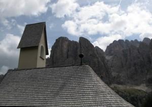 Cappella degli Alpini - Passo Gardena