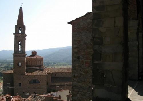 Castelfiorentino - Una delle chiese..