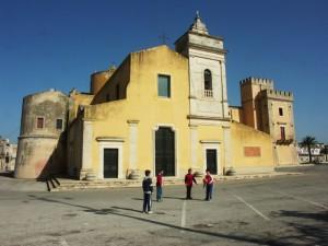 Acate - Chiesa di San Vincenzo e Castello dei Biscari