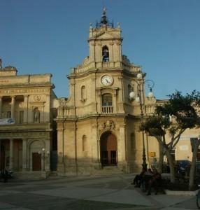 Vittoria - Chiesa Madonna delle Grazie