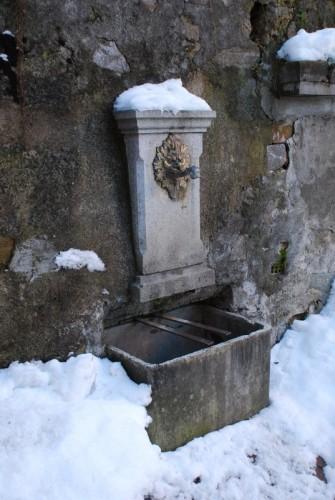 Ailoche - Una fontanella