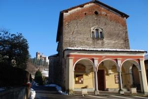 San Lorenzo e SS. Trinità