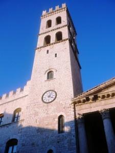 Torre del Popolo (Tempio di Minerva)